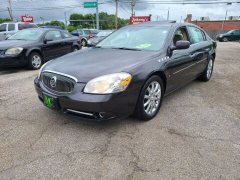 2008 Buick Lucerne for sale at Johnny's Motor Cars in Toledo OH