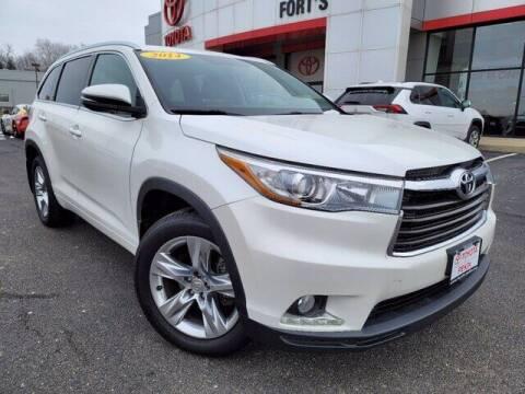 2014 Toyota Highlander for sale at Auto Smart of Pekin in Pekin IL