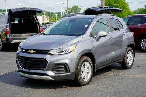 2019 Chevrolet Trax for sale at Preferred Auto Fort Wayne in Fort Wayne IN