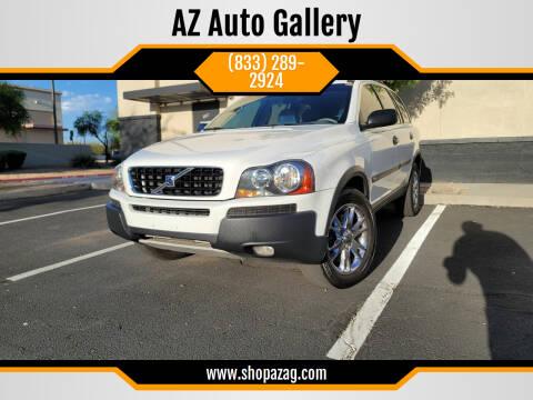 2006 Volvo XC90 for sale at AZ Auto Gallery in Mesa AZ