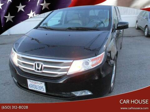 2011 Honda Odyssey for sale at Car House in San Mateo CA