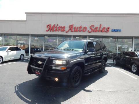 2005 Chevrolet Tahoe for sale at Mira Auto Sales in Dayton OH