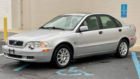 2004 Volvo S40 for sale at Carland Auto Sales INC. in Portsmouth VA