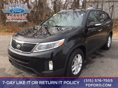 2015 Kia Sorento for sale at Fort Dodge Ford Lincoln Toyota in Fort Dodge IA