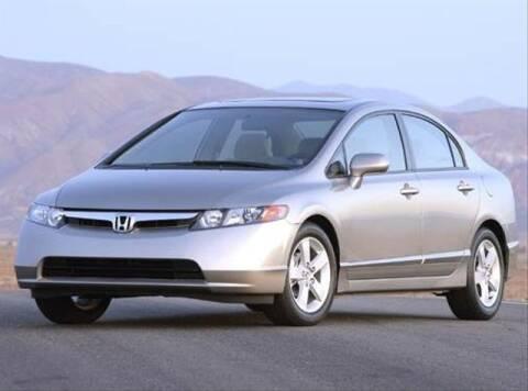 2006 Honda Civic for sale at Better Auto in Dartmouth MA