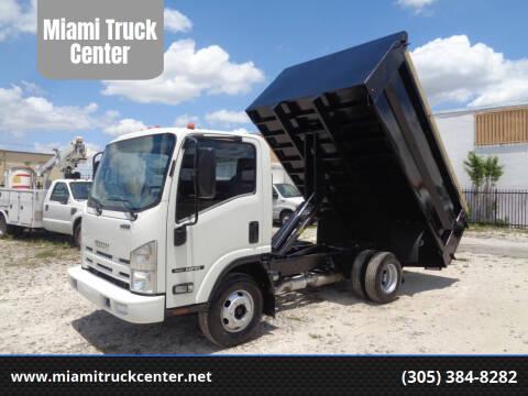 2014 Isuzu NPR for sale at Miami Truck Center in Hialeah FL