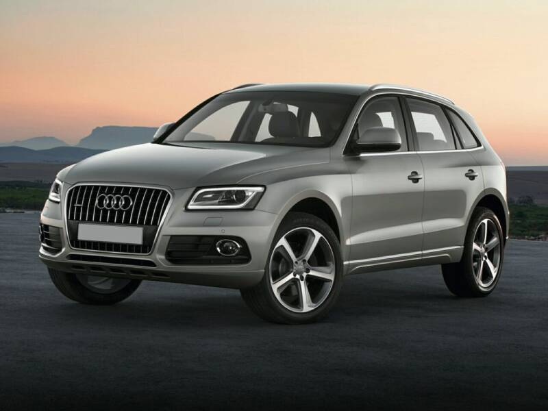 2016 Audi Q5 for sale at BARRYS Auto Group Inc in Newport RI