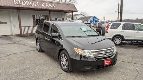 2011 Honda Odyssey for sale at Kidron Kars INC in Orrville OH