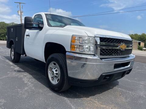 2012 Chevrolet Silverado 2500HD for sale at Thornhill Motor Company in Lake Worth TX