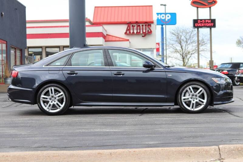 2017 Audi A6 for sale at AutoLink in Dubuque IA