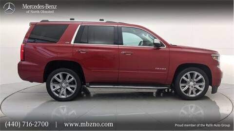 2015 Chevrolet Tahoe for sale at Mercedes-Benz of North Olmsted in North Olmsted OH
