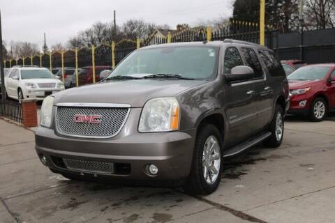 2011 GMC Yukon XL for sale at F & M AUTO SALES in Detroit MI