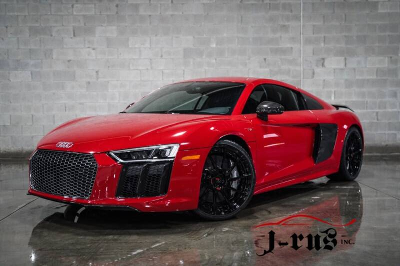 2017 Audi R8 for sale at J-Rus Inc. in Macomb MI