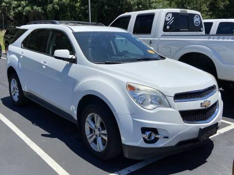 2013 Chevrolet Equinox for sale at Stearns Ford in Burlington NC