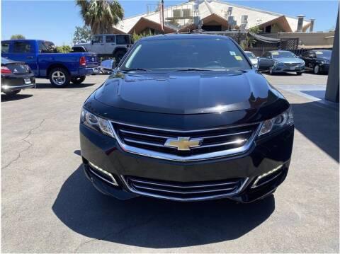 2018 Chevrolet Impala for sale at Carros Usados Fresno in Clovis CA