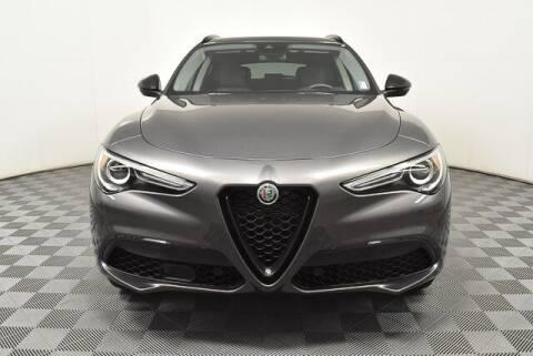 2021 Alfa Romeo Stelvio for sale at Southern Auto Solutions - Georgia Car Finder - Southern Auto Solutions-Jim Ellis Maserati in Marietta GA