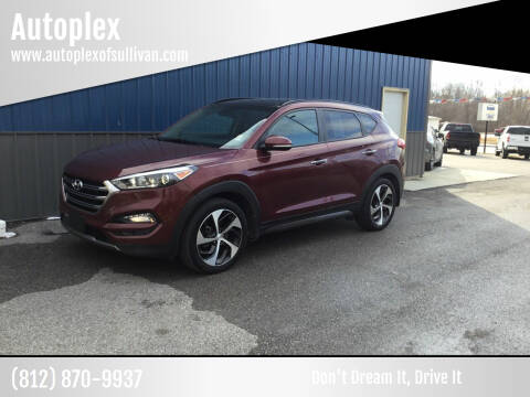 2016 Hyundai Tucson for sale at Autoplex in Sullivan IN