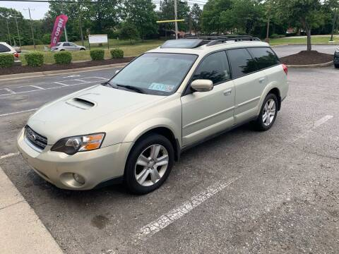2005 Subaru Outback for sale at XCELERATION AUTO SALES in Chester VA