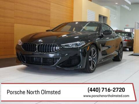 2020 BMW 8 Series for sale at Porsche North Olmsted in North Olmsted OH