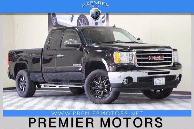 2012 GMC Sierra 1500 for sale at Premier Motors in Hayward CA