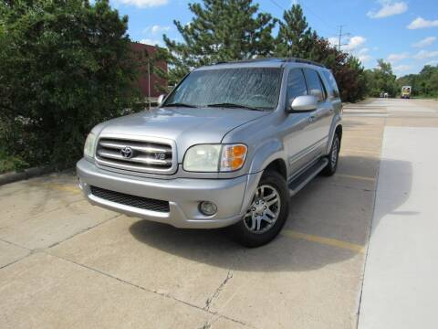 2004 Toyota Sequoia for sale at A & R Auto Sale in Sterling Heights MI