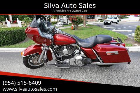 2002 Harley-Davidson Road Glide for sale at Silva Auto Sales in Pompano Beach FL