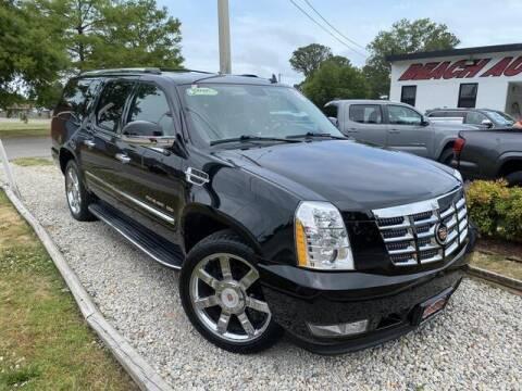 2014 Cadillac Escalade ESV for sale at Beach Auto Brokers in Norfolk VA