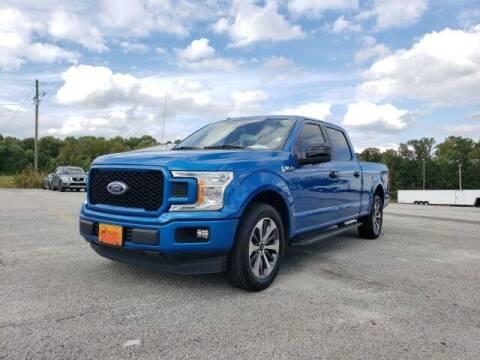 2019 Ford F-150 for sale at Hardy Auto Resales in Dallas GA
