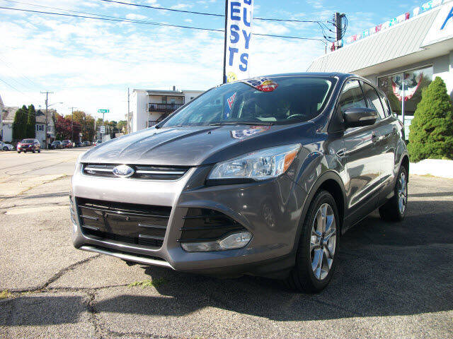 2013 Ford Escape for sale at Knight Automotive in Southbridge MA