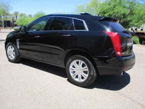 2014 Cadillac SRX for sale at Corporate Auto Wholesale in Phoenix AZ