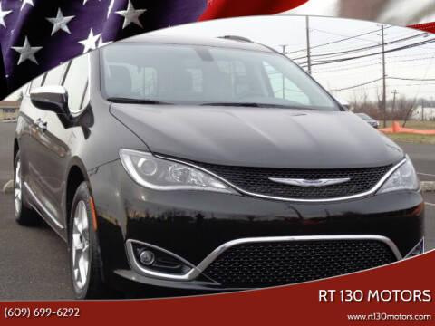2020 Chrysler Pacifica for sale at RT 130 Motors in Burlington NJ