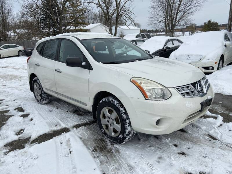 2011 Nissan Rogue for sale at Stiener Automotive Group in Galloway OH