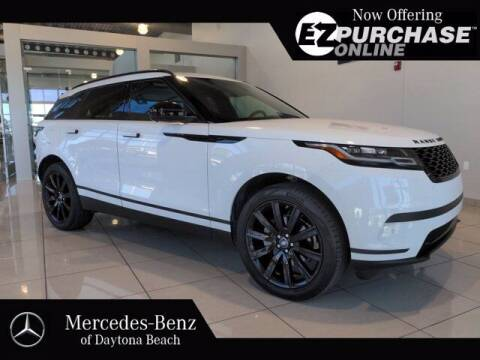 2019 Land Rover Range Rover Velar for sale at Mercedes-Benz of Daytona Beach in Daytona Beach FL