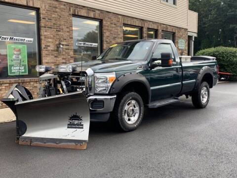 2011 Ford F-350 Super Duty for sale at The King of Credit in Clifton Park NY
