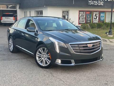 2019 Cadillac XTS for sale at Rite Track Auto Sales in Canton MI