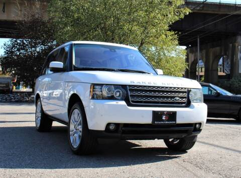 2012 Land Rover Range Rover for sale at Cutuly Auto Sales in Pittsburgh PA