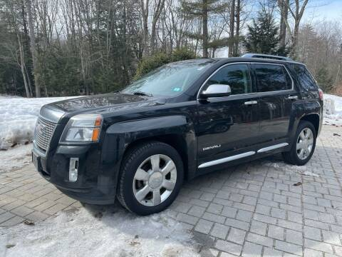 2013 GMC Terrain for sale at Amherst Street Auto in Manchester NH