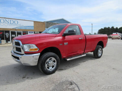 2011 RAM Ram Pickup 2500 for sale at Rondo Truck & Trailer in Sycamore IL