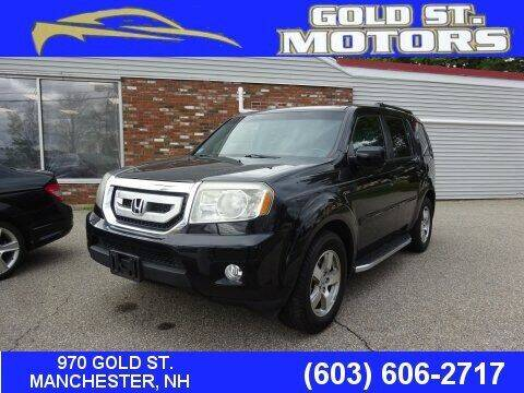 2011 Honda Pilot for sale at Gold St. Motors in Manchester NH