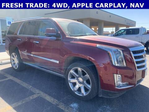 2017 Cadillac Escalade for sale at STANLEY FORD ANDREWS in Andrews TX