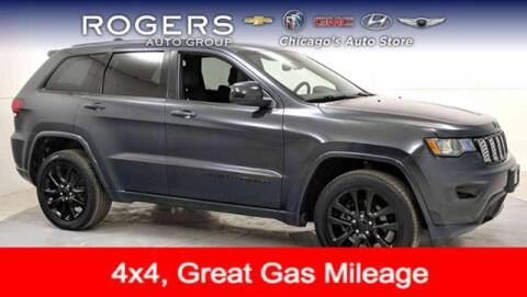 2017 Jeep Grand Cherokee for sale at ROGERS  AUTO  GROUP in Chicago IL