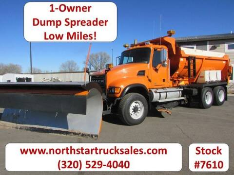 2005 Mack CV713 for sale at NorthStar Truck Sales in St Cloud MN