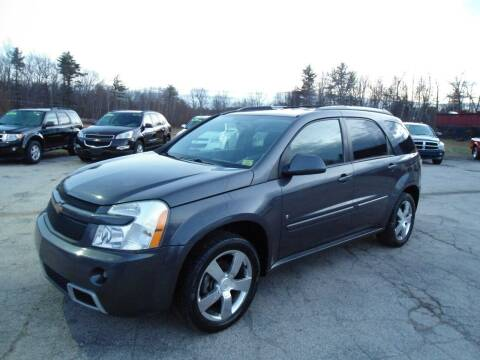 2008 Chevrolet Equinox for sale at Route 111 Auto Sales in Hampstead NH