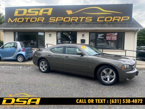 2008 Dodge Charger for sale at DSA Motor Sports Corp in Commack NY