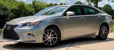 2016 Lexus ES 350 for sale at Texas Auto Corporation in Houston TX