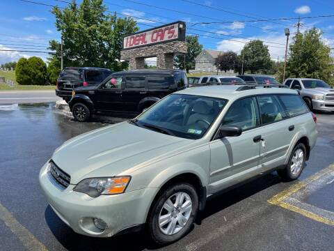 2005 Subaru Outback for sale at I-DEAL CARS in Camp Hill PA