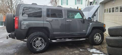 2008 HUMMER H3 for sale at Berkshire County Auto Repair and Sales in Pittsfield MA