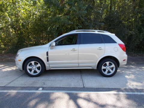 2014 Chevrolet Captiva Sport for sale at A & P Automotive in Montgomery AL