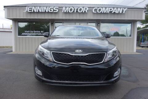 2015 Kia Optima for sale at Jennings Motor Company in West Columbia SC