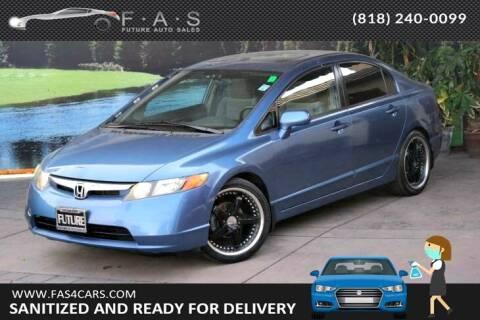 2008 Honda Civic for sale at Best Car Buy in Glendale CA